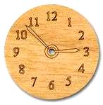recepies-clock