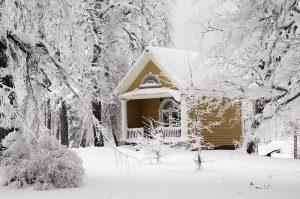 В сезона с пожелание за зима
